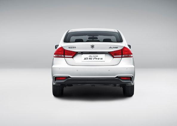 Suzuki Alivio Pro (Ciaz Facelift) launched in China 2