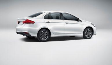 Suzuki Alivio Pro (Ciaz Facelift) launched in China 5