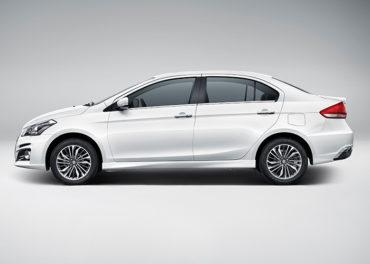 Suzuki Alivio Pro (Ciaz Facelift) launched in China 9