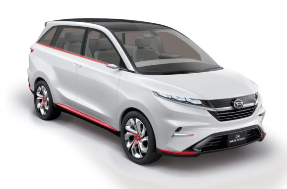 Daihatsu will Unveil DN Trec and DN MultiSix Concepts at 2017 Tokyo Motor Show 5