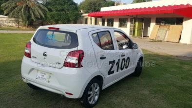 Review: 2017 Zotye Z100 7
