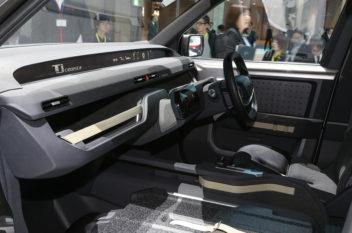 Toyota's Macho TJ Cruiser Concept to Go into Production 6