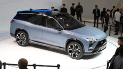 NIO will Launch the ES8 Electric SUV in December 9