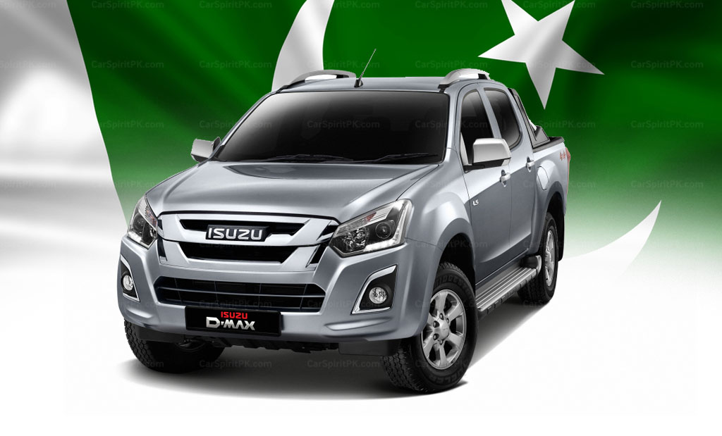 Ghandhara All Set To Introduce Isuzu D-MAX in Pakistan 5