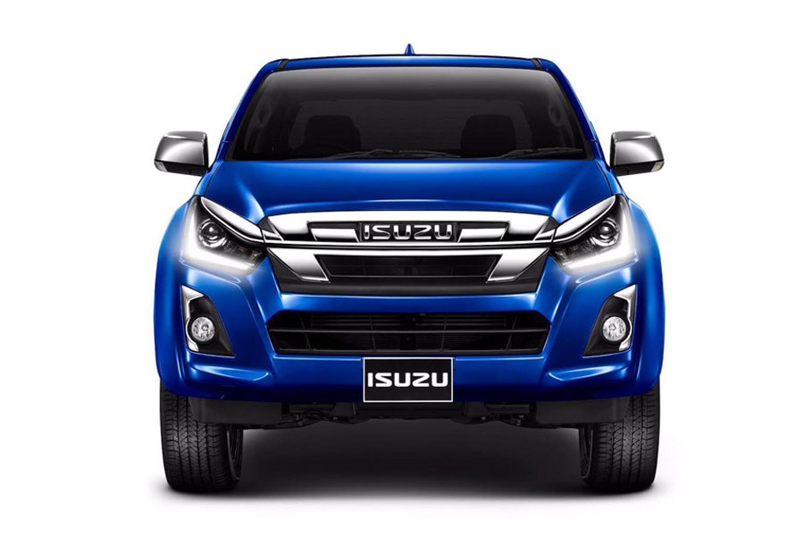 2018 Isuzu D-Max Facelift Officially Revealed in Thailand 4