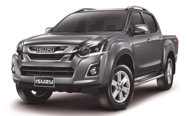 2018 Isuzu D-Max Facelift Officially Revealed in Thailand 1