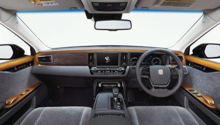 The Iconic New Toyota Century Revealed 8