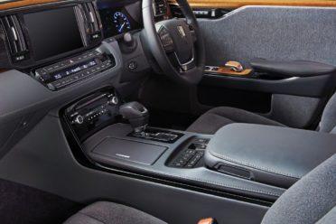 The Iconic New Toyota Century Revealed 9