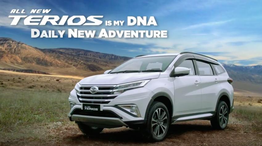 The All New 2018 Daihatsu Terios 2