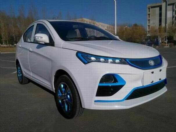 BingGo! New EV Brand by FAW in China 7