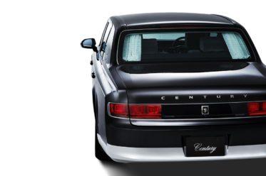 The Iconic New Toyota Century Revealed 7