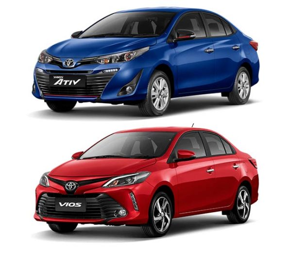 Vios or Yaris Ativ.. Which One Should Replace XLi and GLi in Pakistan? 11