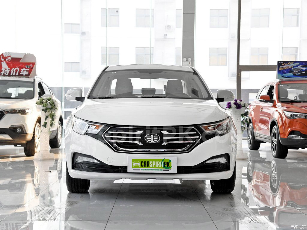 All-Electric FAW B30EV Launched in China 1