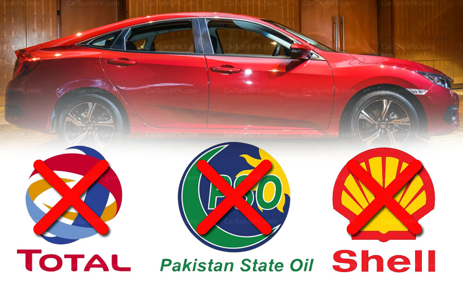 Honda Says Fuel from Shell, Total and PSO Harms its Engines 5