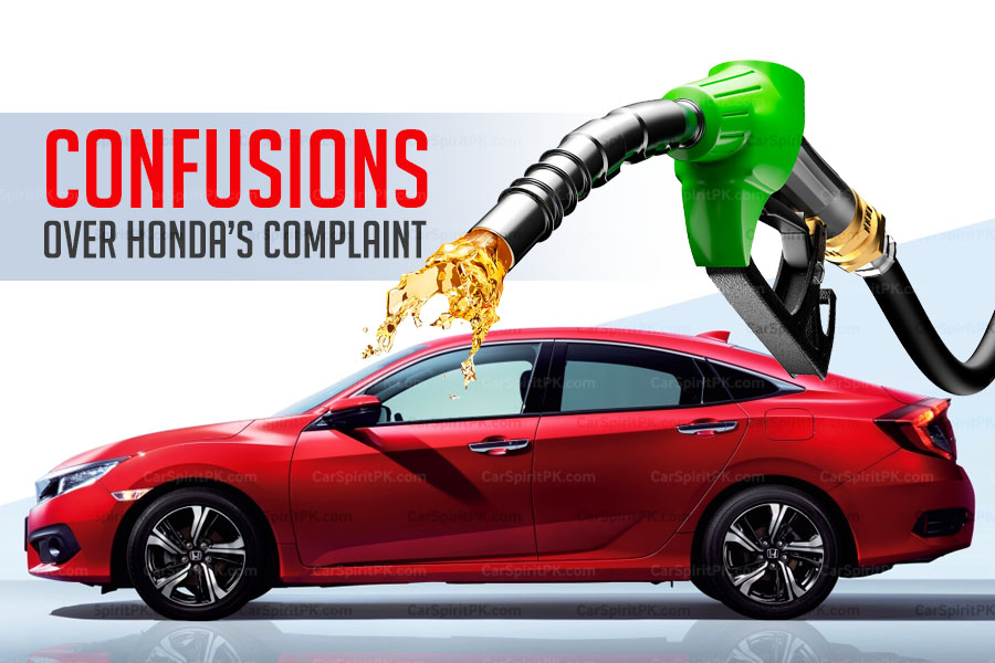 Confusions Over Honda's Complaint About Bad Petrol 3