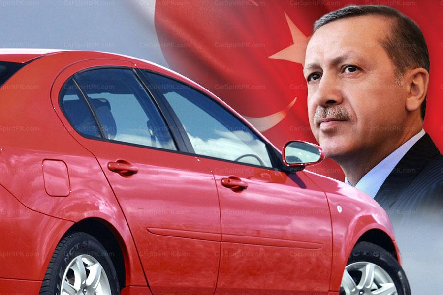 Erdogan Unveils Plans for Turkey's National Car for a 2021 Debut 2