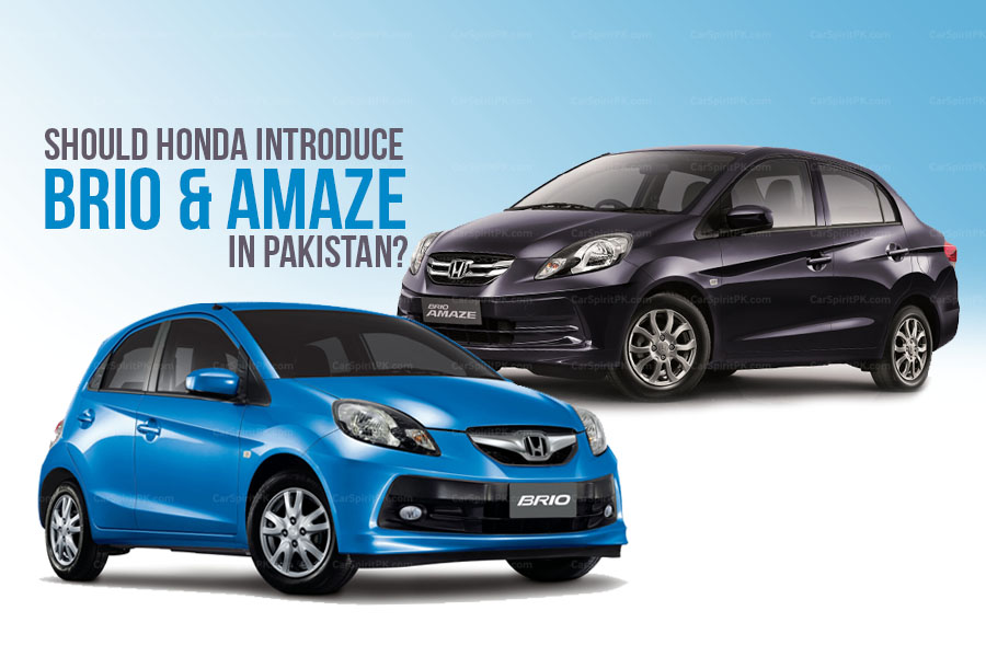 Should Honda Atlas Introduce Brio & Amaze in Pakistan? 7
