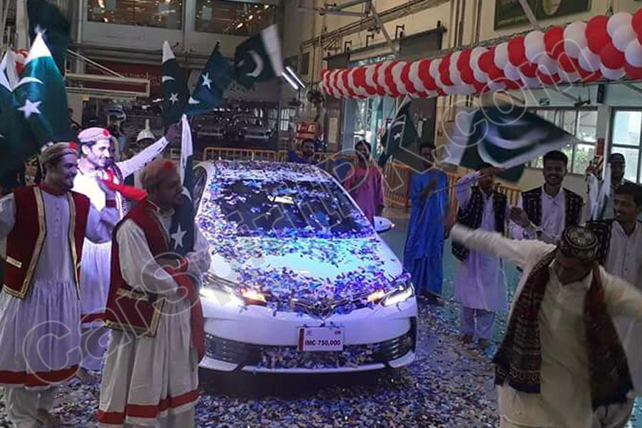 Indus Motors Celebrates Producing 750,000 Units 2