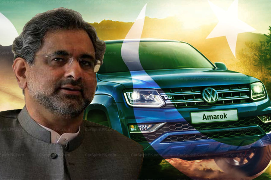 PM Abbasi Welcomes Volkswagen's Entry in Pakistan 1