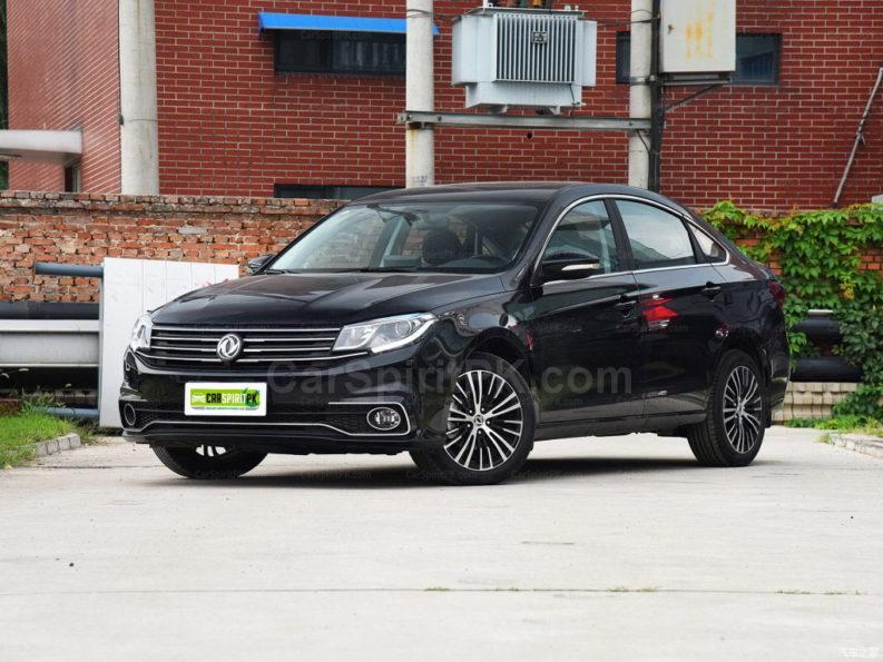 The Dongfeng S50 Sedan 2