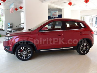 All You Need to Know About the Upcoming FAW R7 SUV 2