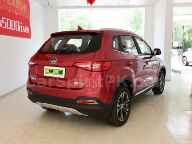All You Need to Know About the Upcoming FAW R7 SUV 3