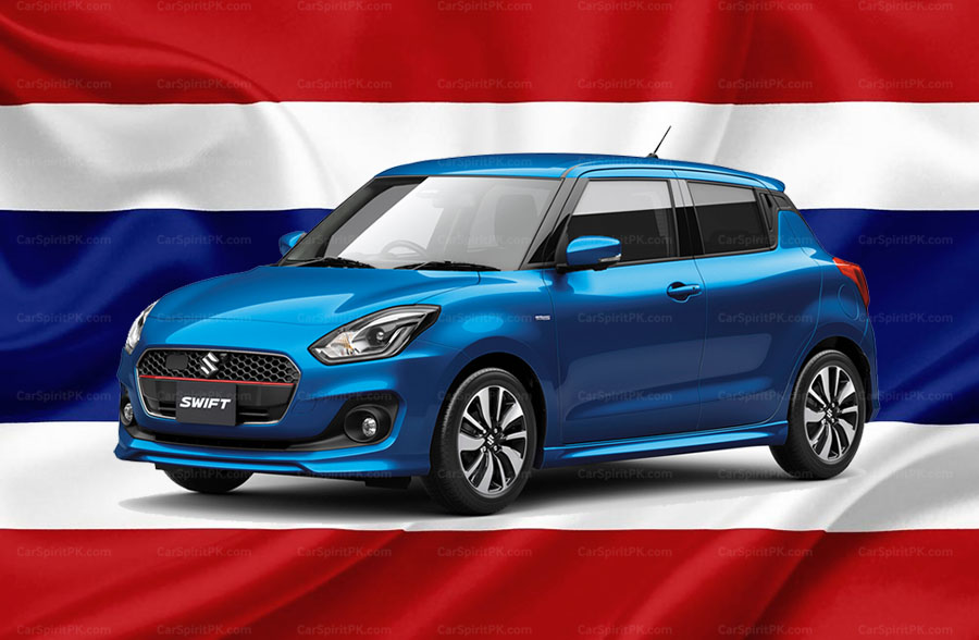 New Swift to Launch in Thailand by Early 2018 10