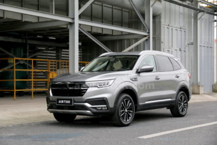 Zotye to Launch T500 SUV in China- HRL Yet Unable to Find a Dealership 8