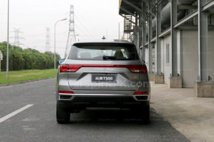 Zotye to Launch T500 SUV in China- HRL Yet Unable to Find a Dealership 11