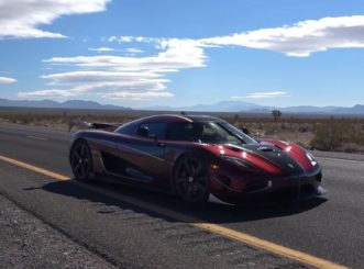 457 km/h- The Agera RS is officially the World's Fastest Car 3