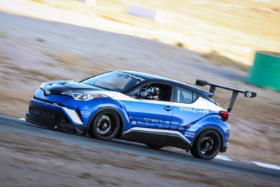 Toyota C-HR R-Tuned Claims 'World's Fastest Crossover' 7