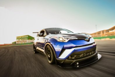 Toyota C-HR R-Tuned Claims 'World's Fastest Crossover' 8