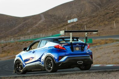 Toyota C-HR R-Tuned Claims 'World's Fastest Crossover' 3
