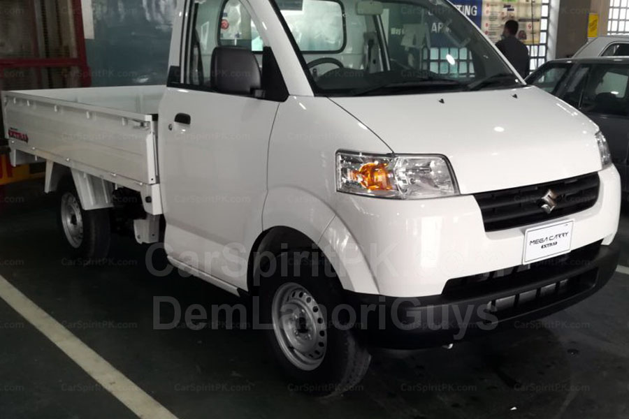 """Everything Wrong with the Suzuki Mega Carry """"Extra"""" 5"""