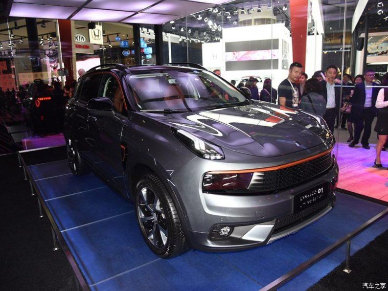 2017 Auto Guangzhou- Part Two 18