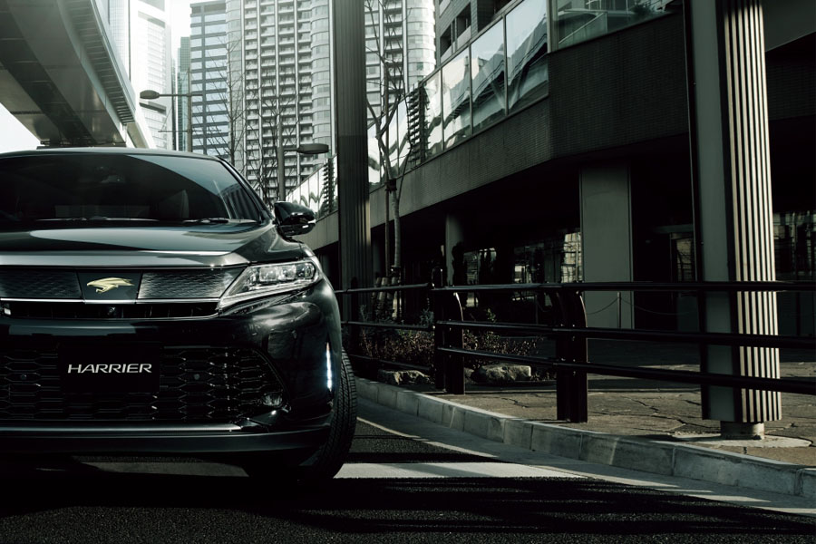 2018 Toyota Harrier will officially be sold in ASEAN Markets 7
