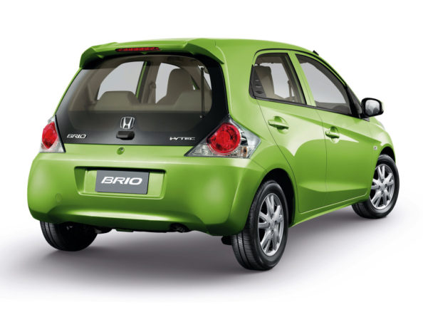 Honda Atlas Cancels the Plans to Launch the Brio Hatchback in Pakistan 2