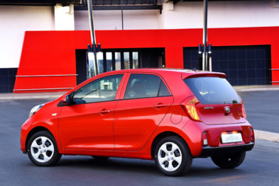 Kia Picanto Booking to Start Next Week 6