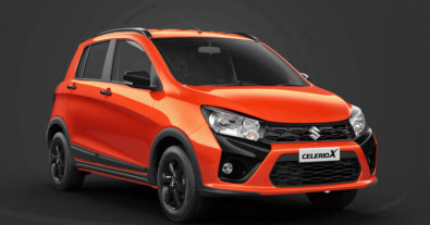 Suzuki CelerioX launched in India at INR 4.57 lac 2