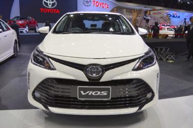 Toyota Vios Facelift at 2017 Thai Motor Expo 5