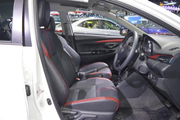 Toyota Vios Facelift at 2017 Thai Motor Expo 10