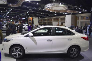 Toyota Vios Facelift at 2017 Thai Motor Expo 6