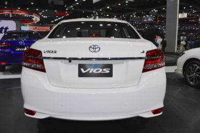 Toyota Vios Facelift at 2017 Thai Motor Expo 8