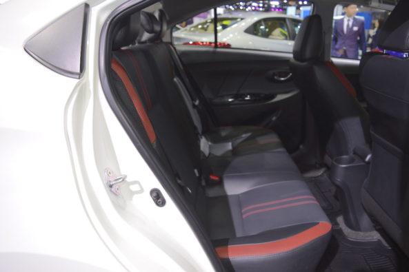 Toyota Vios Facelift at 2017 Thai Motor Expo 11