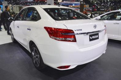 Toyota Vios Facelift at 2017 Thai Motor Expo 7