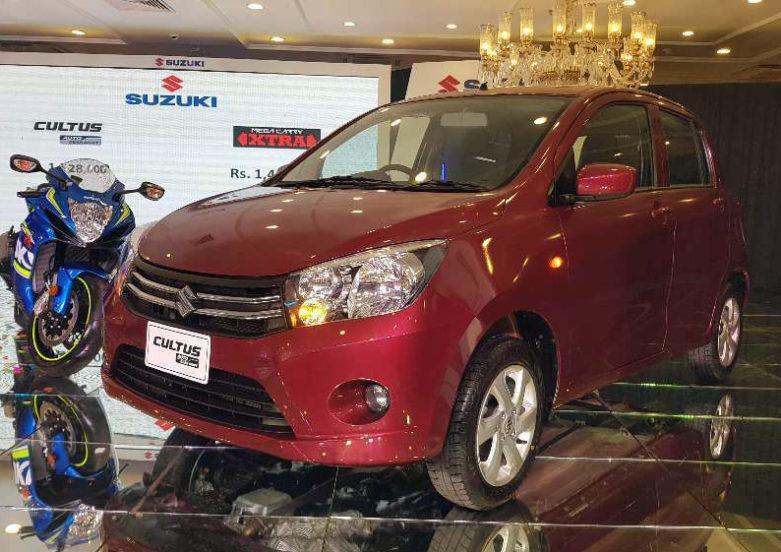 Pak Suzuki Cultus Automatic Launched at PKR 15.28 lac, Mega Carry at PKR 14.99 lac 4