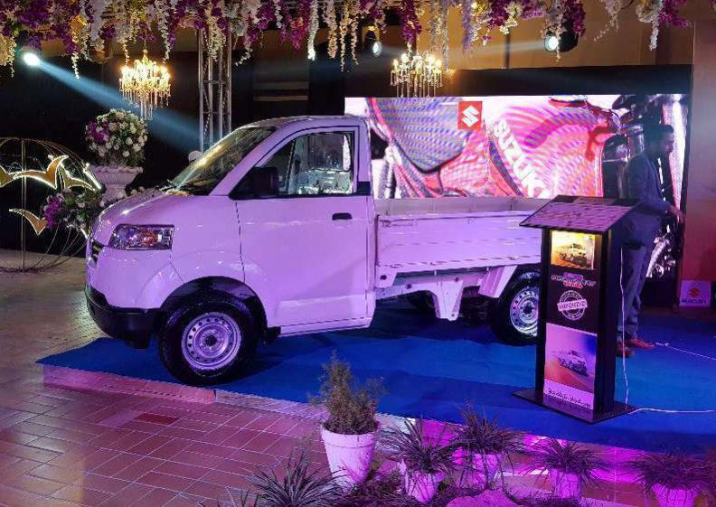 Pak Suzuki Cultus Automatic Launched at PKR 15.28 lac, Mega Carry at PKR 14.99 lac 7