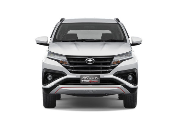 All New 2018 Toyota Rush Heading to Thailand 3