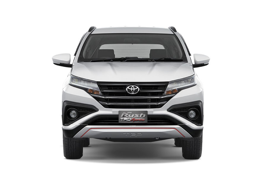All New 2018 Toyota Rush Heading to Thailand 1