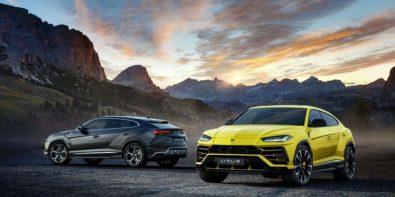 Lamborghini Urus Debuts As The World's Fastest SUV 7